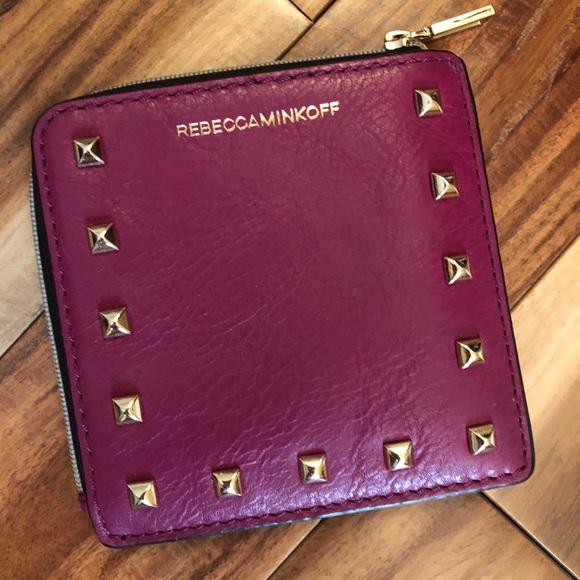 Rebecca Minkoff Handbags - Rebecca Minkoff Slim Wallet Card Holder Coin Pouch